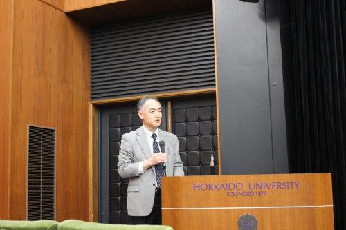 円卓会議(コメンテーター) 田畑伸一郎 北大教授